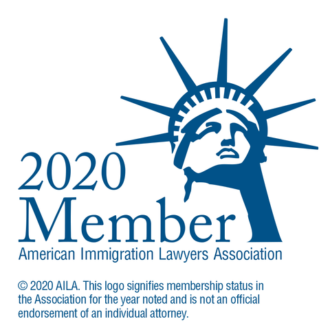 2020 American Immigration Lawyers Association Member logo