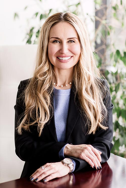 Irina Batrakova Business, Investor, and Family Immigration Lawyer