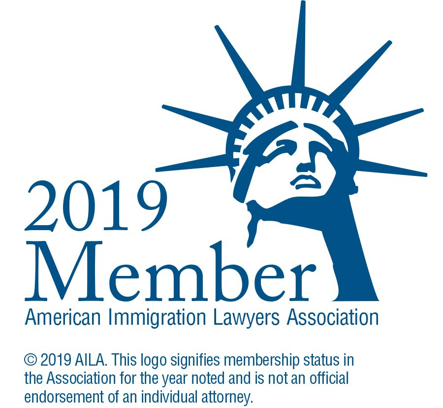 2019 American Immigration Lawyers Association Member logo