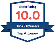 best immigration lawyers - Avvo Rating